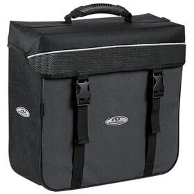 Norco Orlando City-Box Gepäckträgertasche schwarz/grau